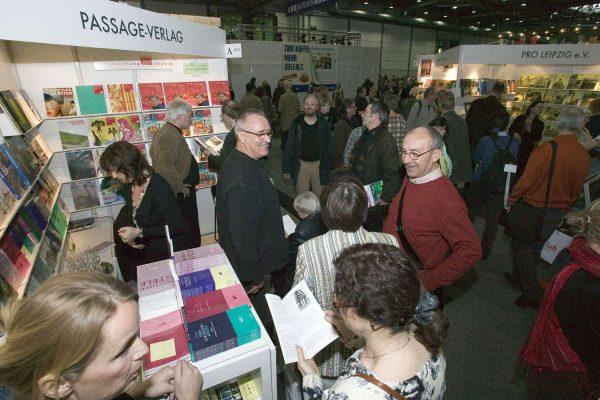 Leipziger Buchmesse 2007