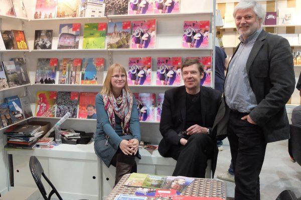 Leipziger Buchmesse 2015