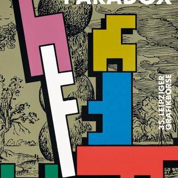 Paradox – 35. Leipziger Grafikbörse, Katalog, 2018