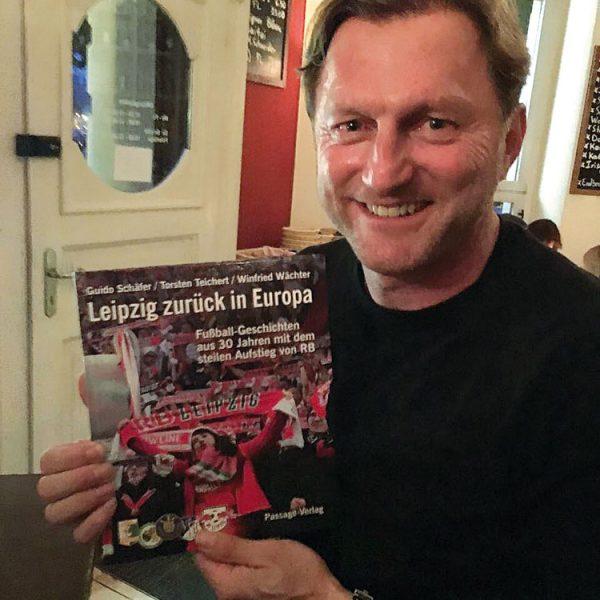 Leipzig zurück in Europa, Ralph Hasenhüttl