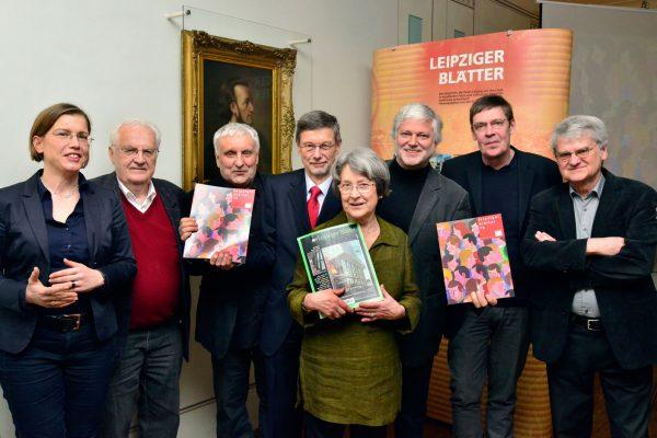 Leipziger Blätter 70, Alte Nikolaischule, 2017, Foto: Armin Kühne