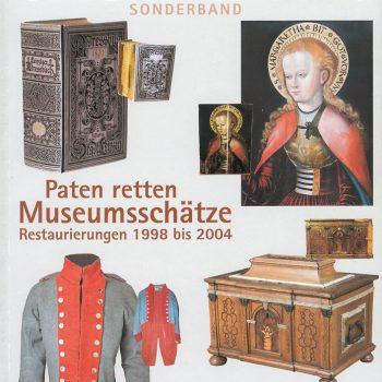 Stadtgeschichtliches Museum – thema M5 – Paten retten Museumsschätze, 2005