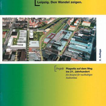 Expo2000 – Leipzig. Den Wandel zeigen – Plagwitz, 2000