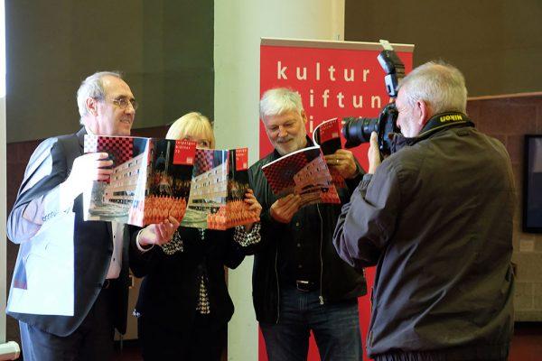 Präsentation der Leipziger Blätter 73, Deutsches Fotomuseum Markkleeberg, 22. Oktober 2018