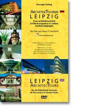Leipzig ArchitekTouren – Eine architektonische Entdeckungsreise in sieben Stadtrundgängen