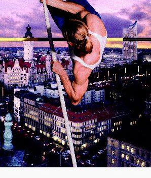 Leipziger Freiheit, Außenwerbung, 2004