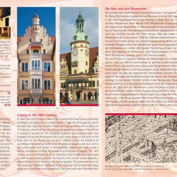 Fürstenerker, Faltblatt, 2008