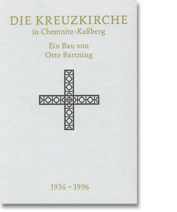 Die Kreuzkirche in Chemnitz-Kaßberg