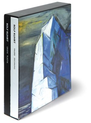 Rolf Kuhrt – Grafik Plastik – Malerei Zeichnung – Schuber