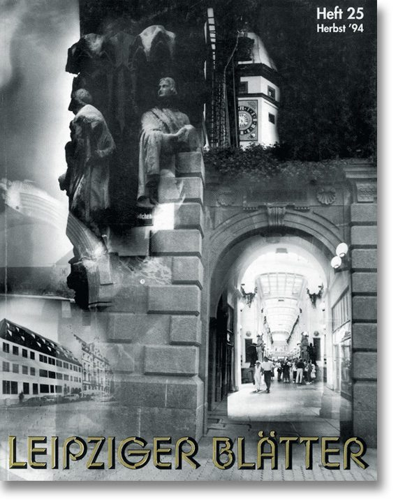 Leipziger Blätter 25