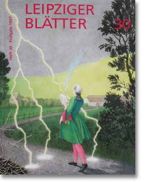 Leipziger Blätter 30