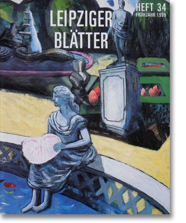 Leipziger Blätter 34