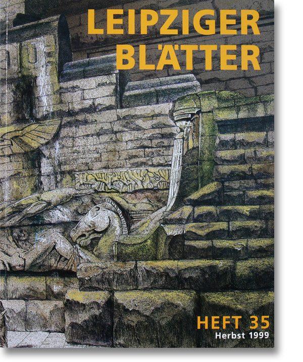 Leipziger Blätter 35