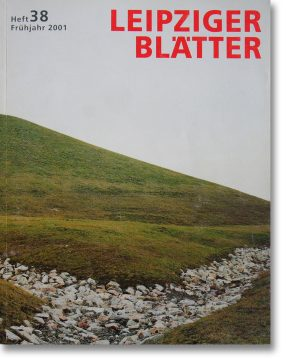 Leipziger Blätter 38