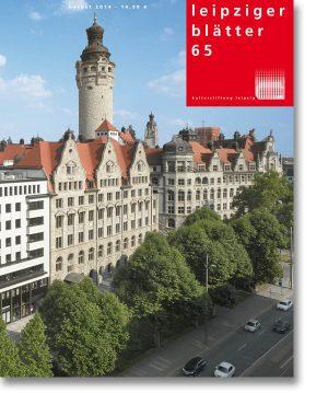Leipziger Blätter 65