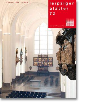 Leipziger Blätter 72