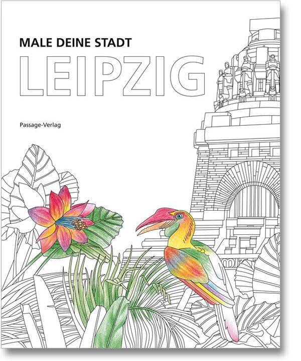 Male deine Stadt Leipzig