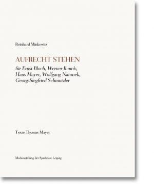 Reinhard Minkewitz – Aufrecht stehen