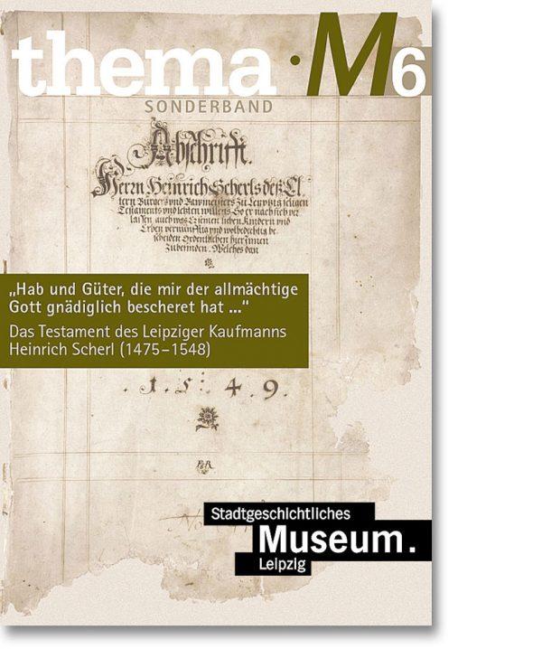 Stadtgeschichtliche Museum – thema M6 – Heinrich Scherl