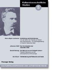 Kulturwissenschaftliche Studien 5