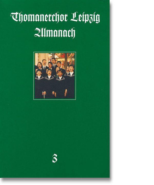 Thomanerchor Leipzig – Almanach 3