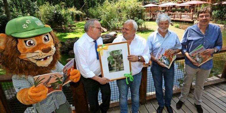 Leipziger Blätter Sonderheft Unterwegs im Zoo der Zukunft, Präsentation, 8. Juni 2018