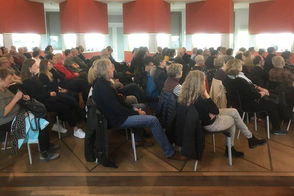 Art déco – Buchpräsentation, Pfeilerhalle des Grassimuseums Leipzig, 21. März 2019