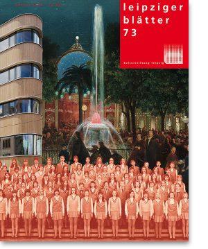 Leipziger Blätter 73