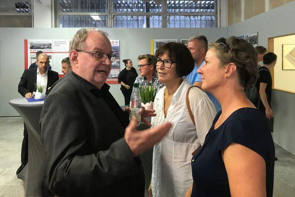 Crimmitschau – Bernd Sikora, Marianne Portius-Wünscher und Katia Klose-Soltau