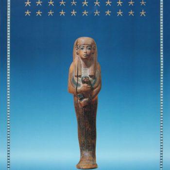 Ägyptisches Museum der Universität Leipzig, Plakat