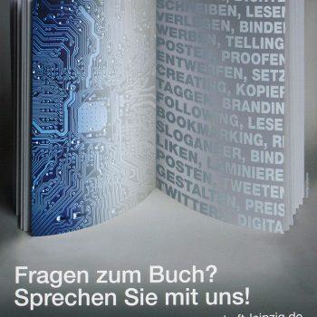 Stadt Leipzig – Amt für Wirtschaftsförderung, Plakat, 2017