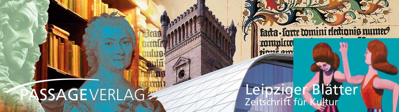 Leipziger Blätter – Zeitschrift für Kultur