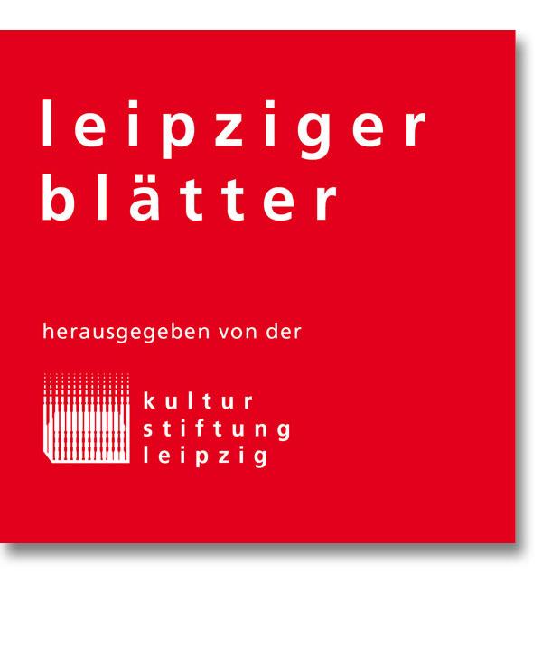 Leipziger Blätter – Alle lieferbaren Ausgaben