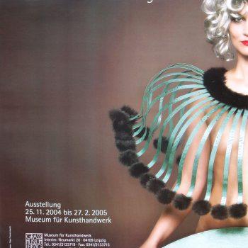 Schmuck aus Norwegen, Plakat, 2005