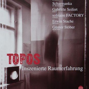 Topos – Inszenierte Raumerfahrung, Plakat, 1993