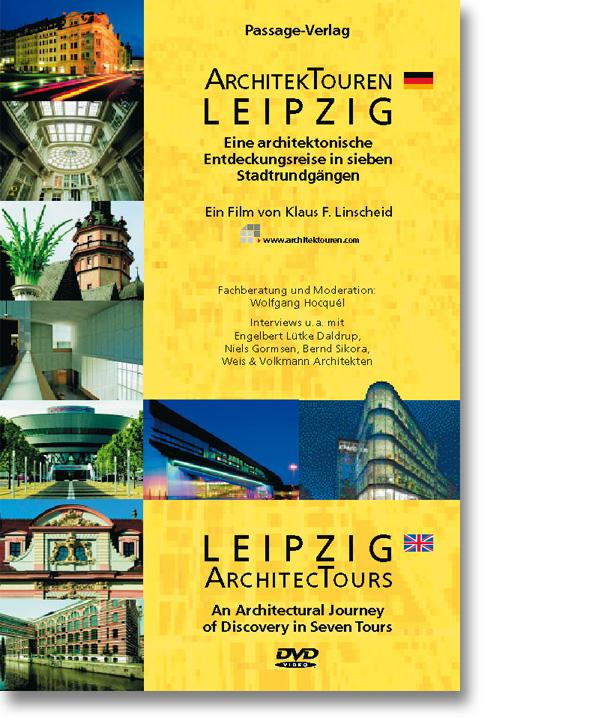 ArchitekTouren Leipzig – DVD