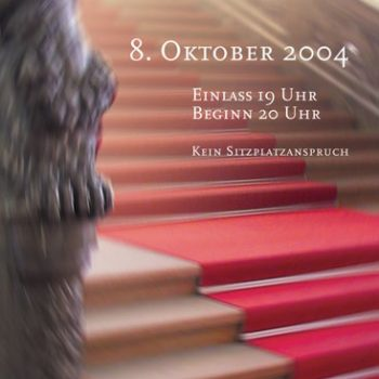 10. Leipziger Bürgerfest, Freikarte, 2004