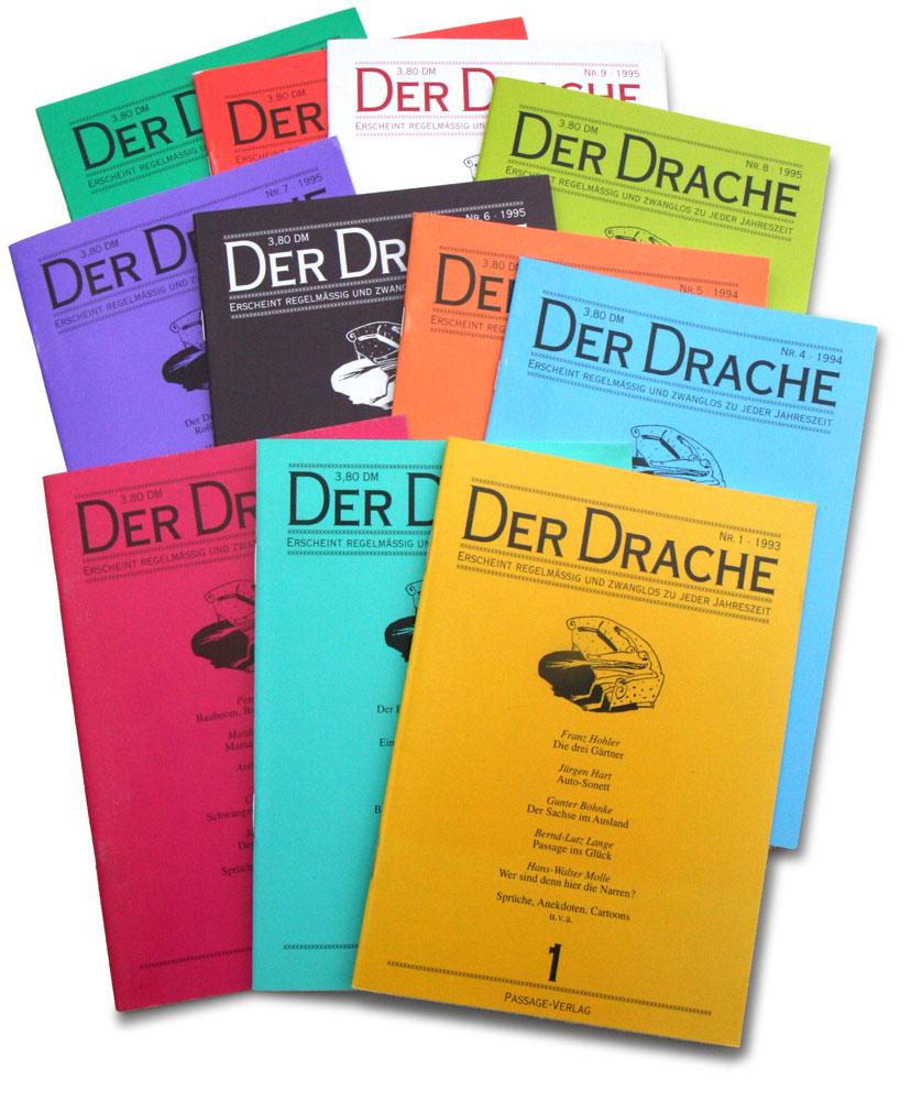 Der Drache – Eine satirisch-humoristische Zeitschrift