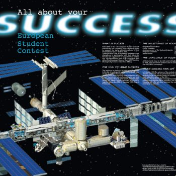 esa – All about your success, Plakat, 1998
