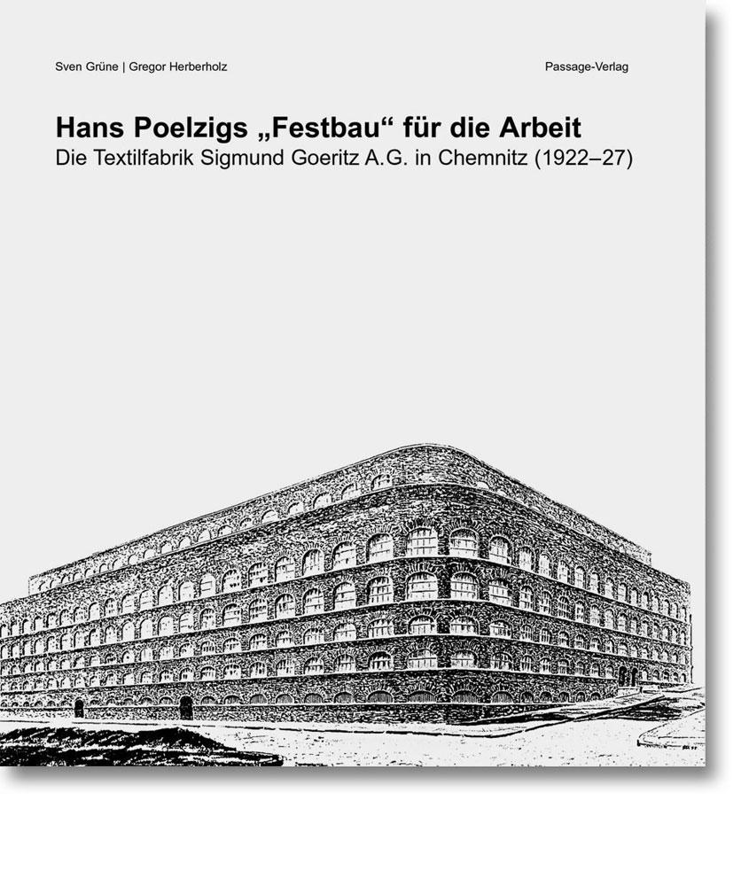"""Hans Poelzigs """"Festbau für die Arbeit"""""""