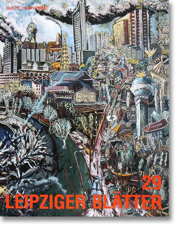 Leipziger Blätter 29