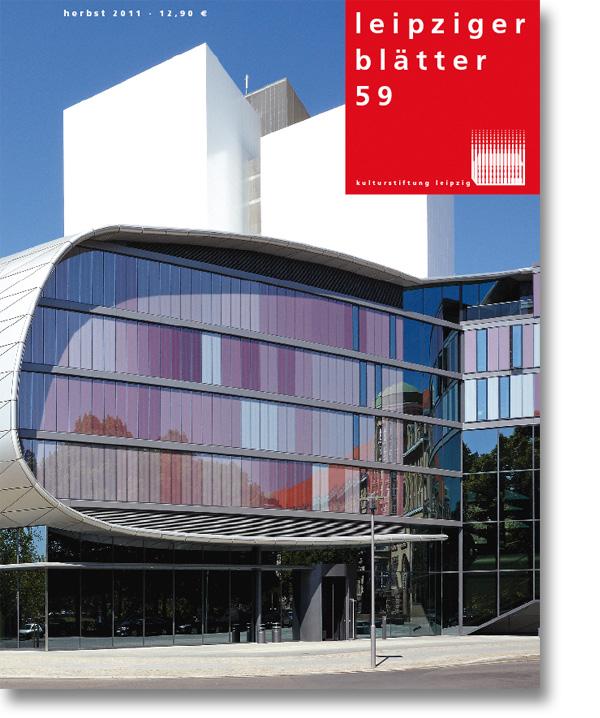 Leipziger Blätter 59