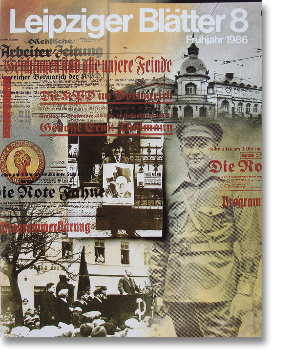 Leipziger Blätter 8