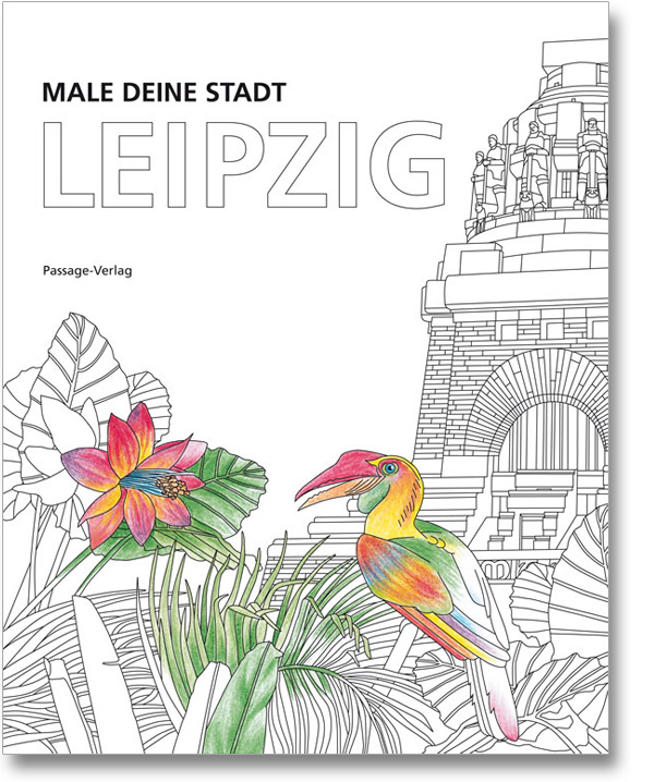 Male deine Stadt – Leipzig