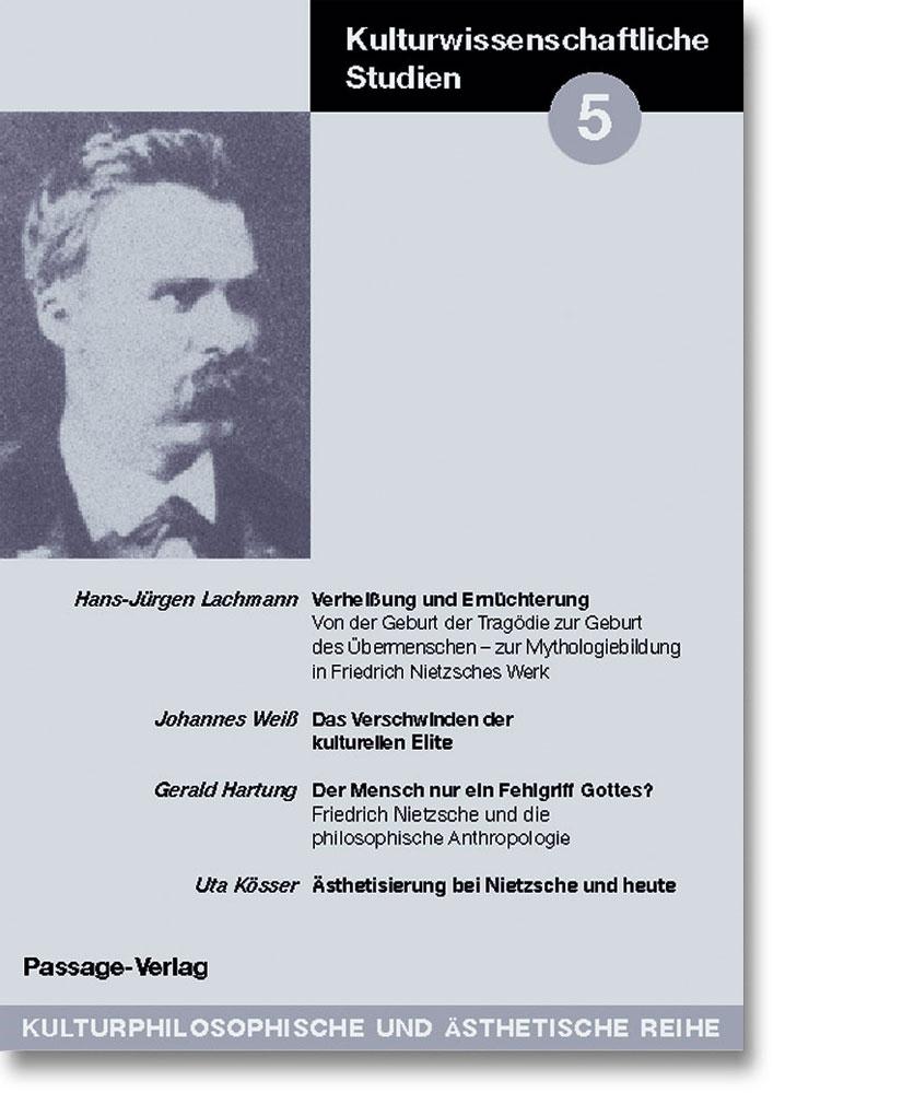 Kulturwissenschaftliche Studien Heft 5